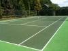 Light Green / Dark Green Private Court