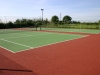 Tile Red / Light Green tennis courts